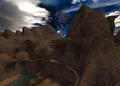 Góry koło nowego obozu