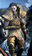 Lord Gawaan po bitwie 2 by Kubar906