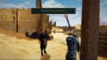 Spenetruj pole ruin Al Shedim początek