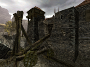 Zamek w GD (G2) taran (by Ossowski21)