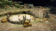 Geldern, arena w dzielnicy niewolników (Gothic 3)