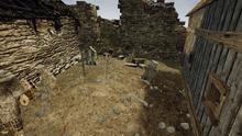Groby poległych w Vengardzie