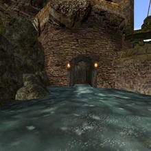 Wejście do kanałów od przystani (by SpY).png