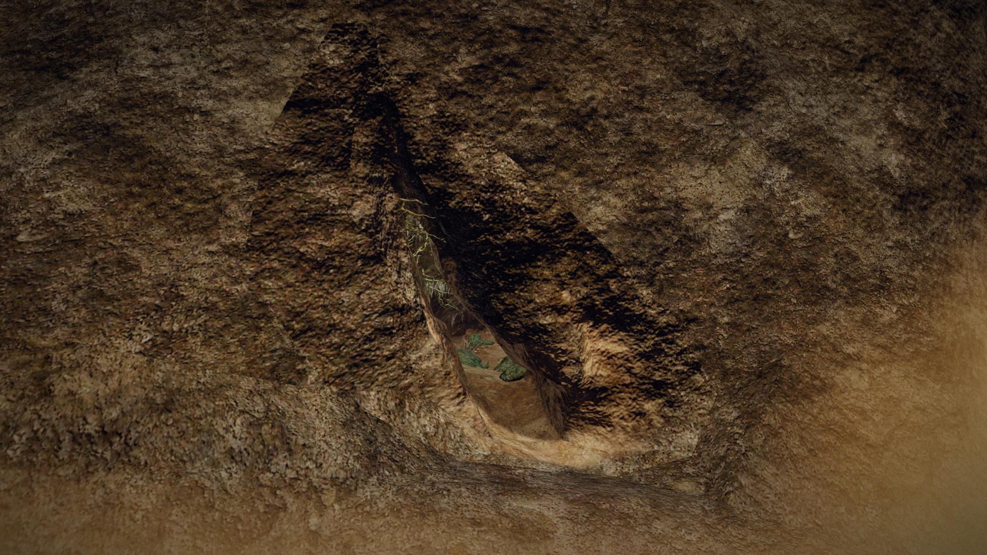 Jaskinia ogrów koło Bragi