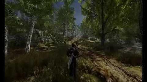 Gothic 2 D3D7 - D3D11 + L'HIVER Edition trailer №2