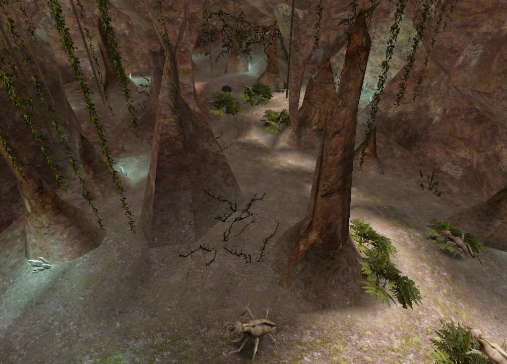 Wielka jaskinia w Jarkendarze