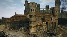 Świątynia w Vengardzie - widok od frontu (by Kubar906)