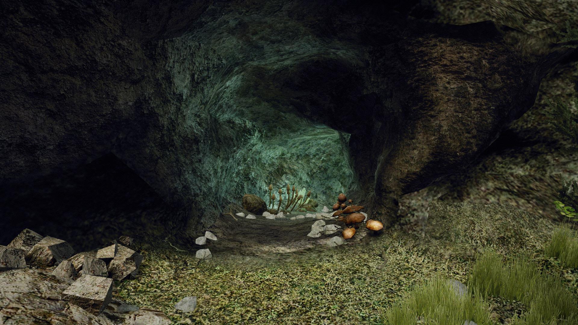 Jaskinia goblinów w Faring