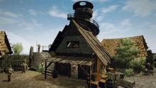Strażnica w Ardei