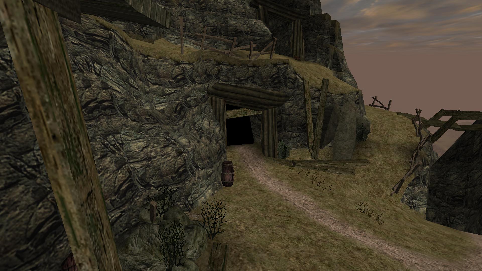 Opuszczona kopalnia (lokacja)