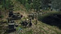 Obóz Anoga (wejście)