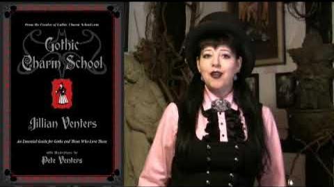 Gothic Charm School Ep