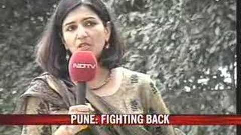 Pune land grab Citizens fight back