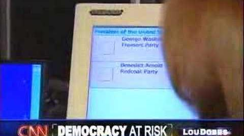 Another Example of the 1 Minute E Voting Machine Hack