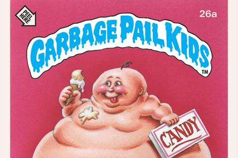 Garbage Pail Kids Wiki