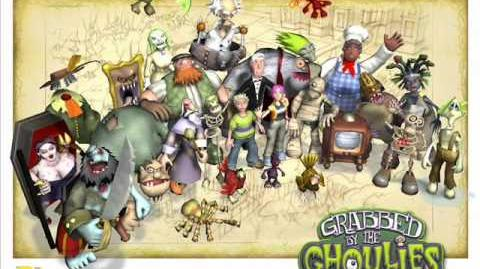 Grabbed by the Ghoulies Soundtrack - Haunted Television Battle
