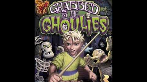 Grabbed by the Ghoulies Music Haunted Coat
