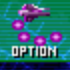 Option Purple Gradius Galaxies