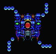 Cruiser Tetran (Salamander MSX)