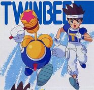 Twinbee & Light