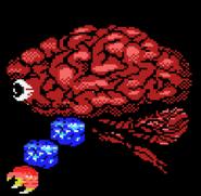 Brain golem MSX