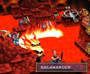 Salamander - Vandal Hearts