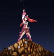 Gesshi Hanafuuma - Otomedius Excellent - 01