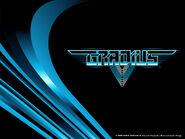 Gradius V Art 02