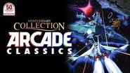 Arcade Classics Anniversary Collection Launch trailer