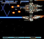 SNES--Gradius III May26 22 29 28