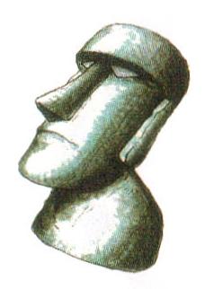 Petit Moai