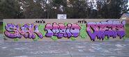 Graffiti Piece