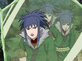 Jutsu: Clon de Cristal de Jade