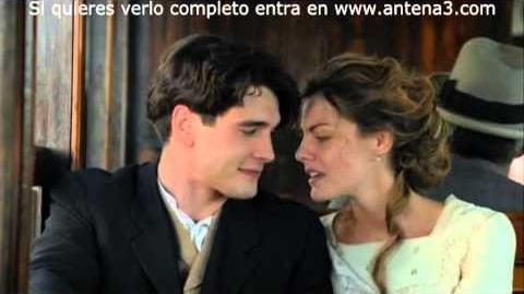 Gran Hotel - Ayala evita que Alicia se escape con Julio