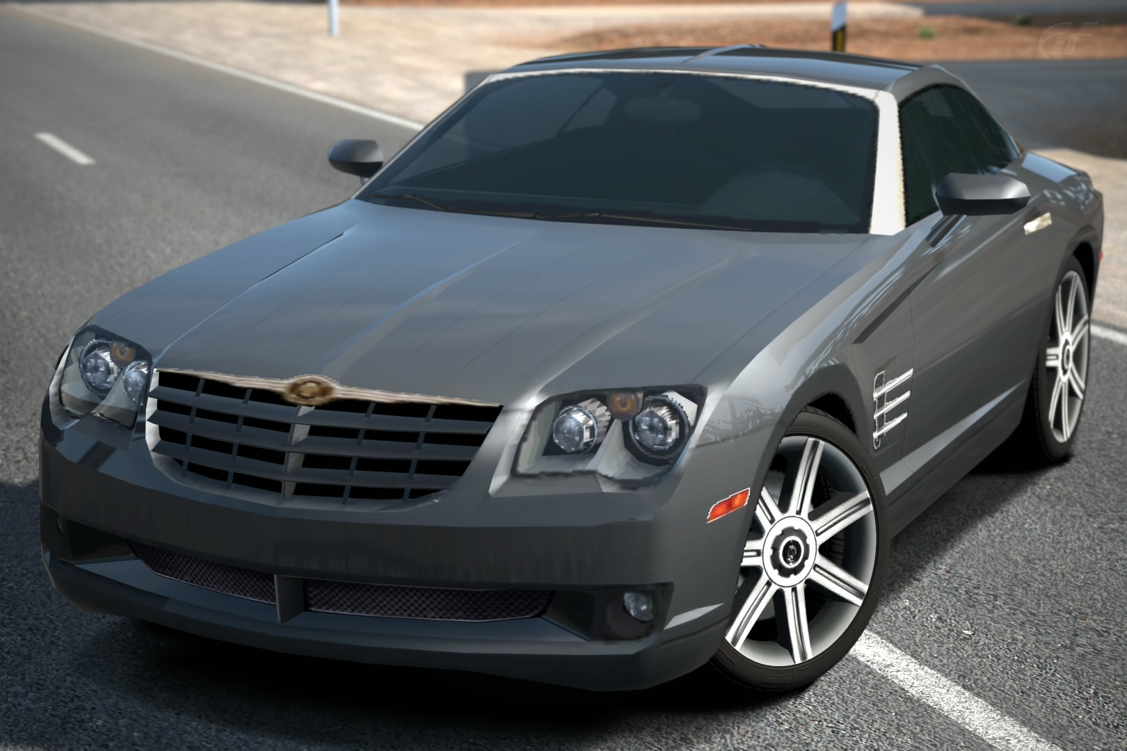 Chrysler Crossfire '04