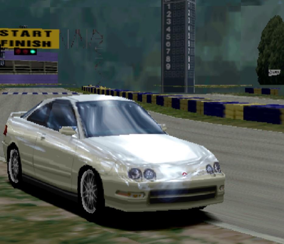 Acura INTEGRA TYPE R '98