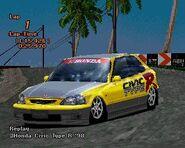 -R-Honda Civic Type R '98