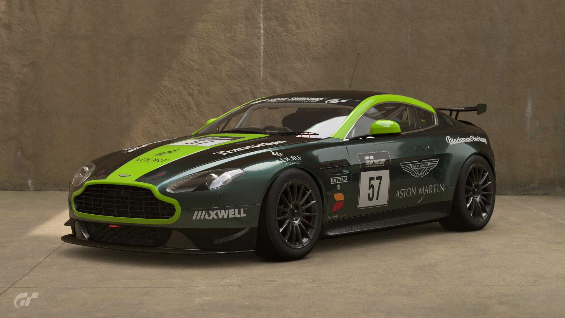 Aston Martin Vantage Gr 4 Gran Turismo Wiki Fandom