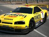 Nissan PENNZOIL Nismo GT-R '99