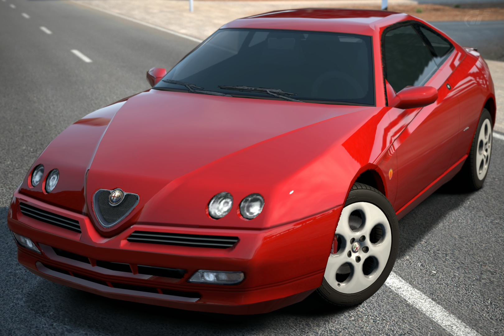 Alfa Romeo GTV 3.0 V6 24V '01