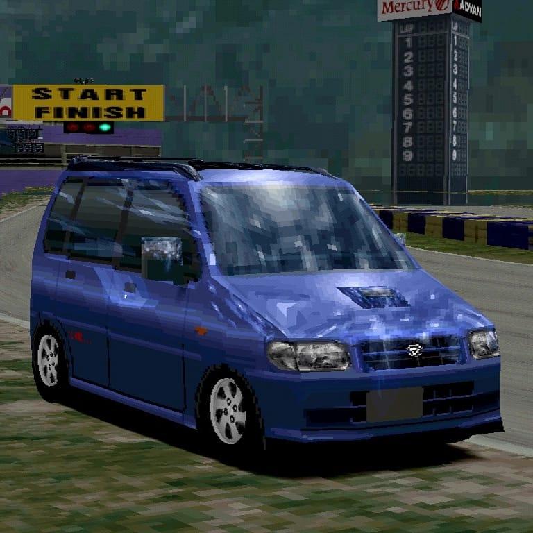 Daihatsu MOVE SR-XX 4WD '98