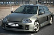 Clio Renault Sport V6 24V '00 (Premium)