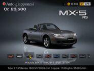 Mazda MX-5 1800 RS (NB, J) '04