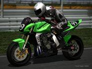 Kawasaki Z1000R RM