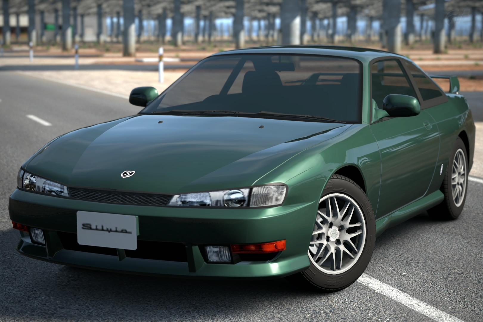 Nissan Silvia Q S Aero S14 96 Gran Turismo Wiki Fandom