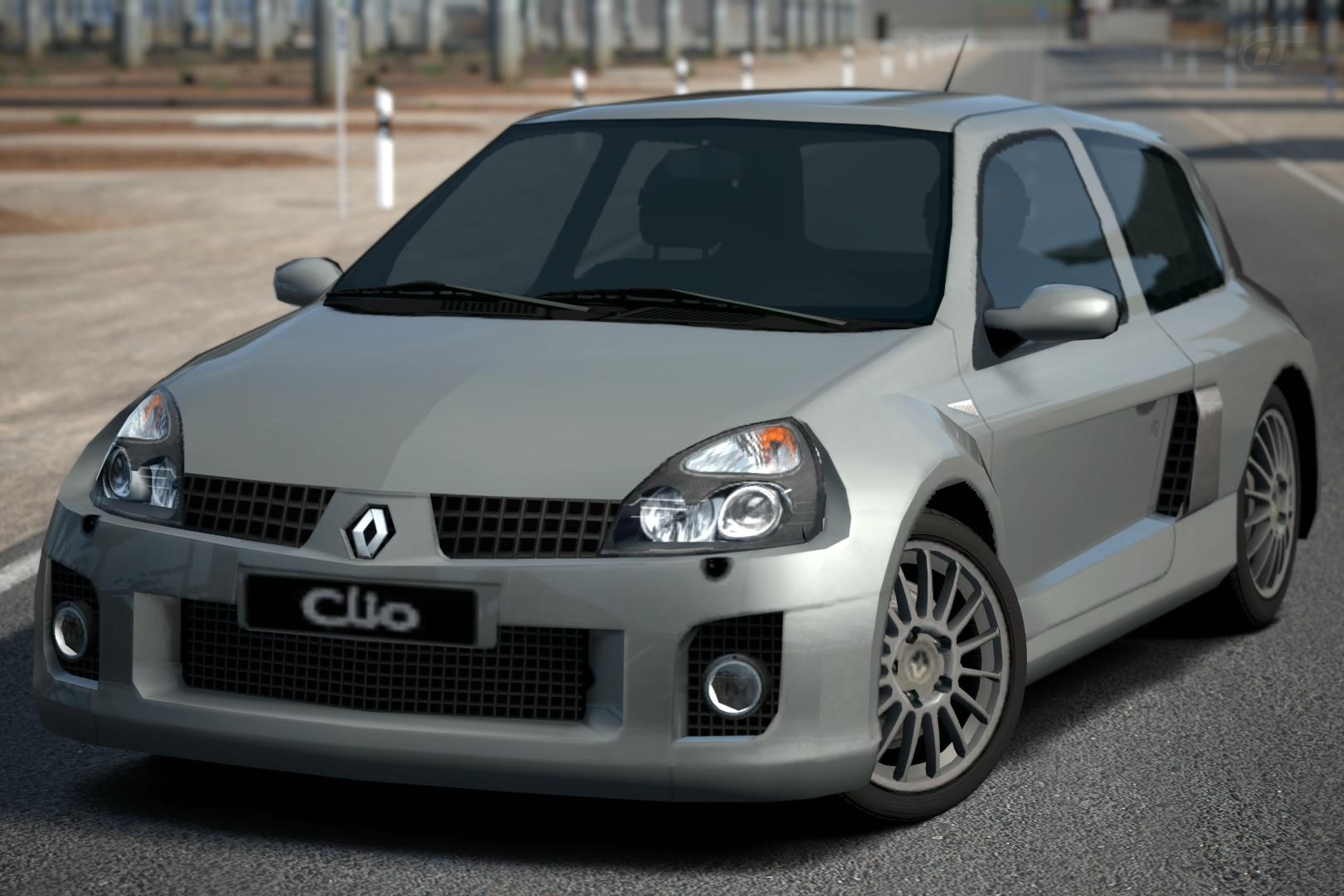 Clio Renault Sport V6 Phase 2 03 Gran Turismo Wiki Fandom