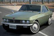 Nissan SILVIA (CSP311) '65