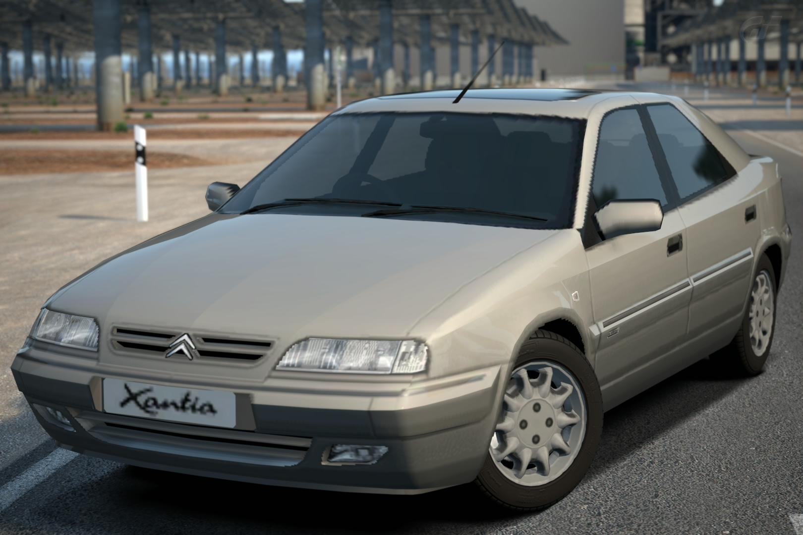 Citroën Xantia 3.0i V6 Exclusive '00