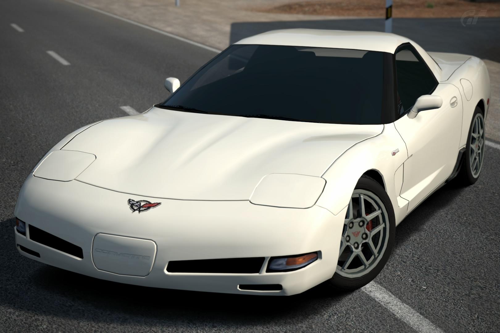 Chevrolet Corvette Z06 (C5) '00