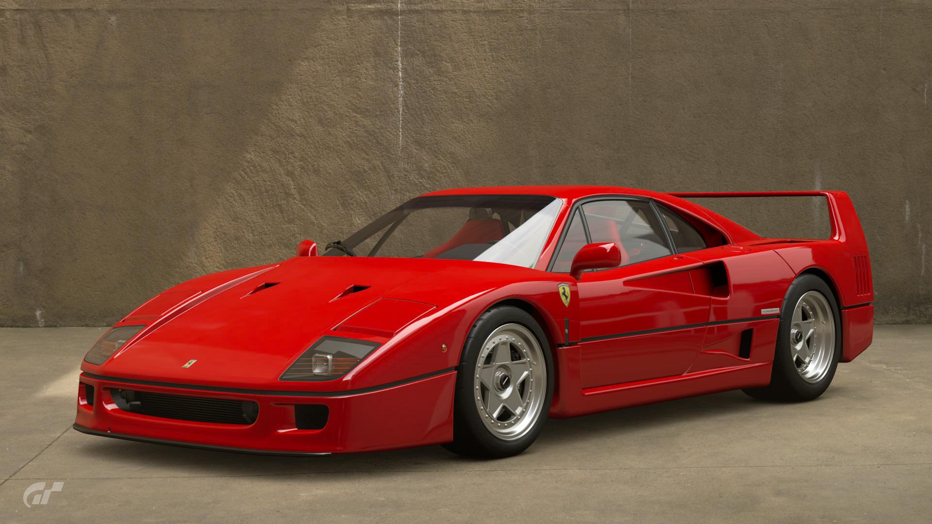 Ferrari F40 92 Gran Turismo Wiki Fandom